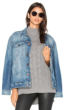 VESTE TRUCKER EN JEAN THE BOYFRIEND