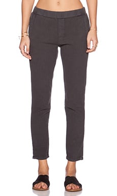 Current/Elliott The Coastal Pant in Washed Black