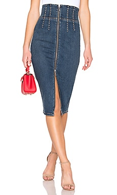 The Tribly Pencil Skirt Current/Elliott $278