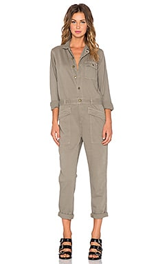 Current/Elliott The Rosie Jumpsuit in Forest Field