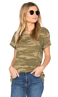 The Crew Neck in Army Camo