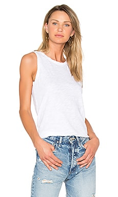 The Muscle Tee in Sugar