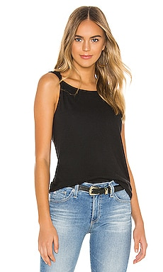 Tied Up Muscle Tee Current/Elliott $64