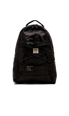 Carhartt WIP Kickflip Backpack in Black
