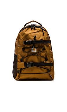 Carhartt WIP Kickflip Backpack in Hamilton Brown