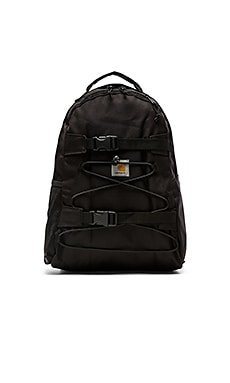 Carhartt WIP Kickflip Backpack in Black