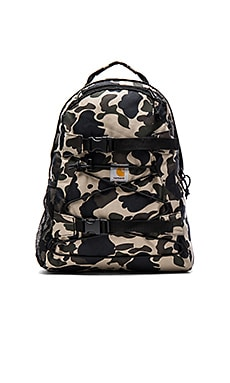 Carhartt WIP Kickflip Backpack in Camo Duck