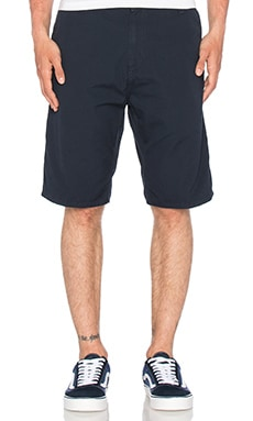 Carhartt WIP Ruck Single Knee Short in Duke Blue