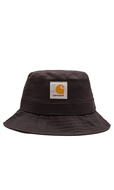 Carhartt WIP Watch Bucket Hat in Black