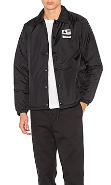 State Pile Coach Jacket