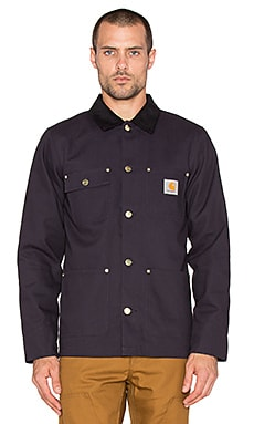 Carhartt WIP Chore Coat in Dark Navy