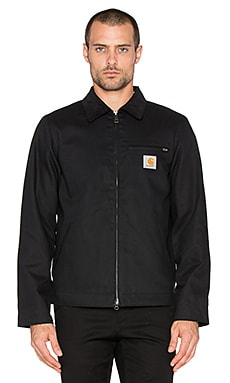 Carhartt WIP Detroit Jacket in Black