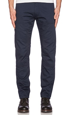 Carhartt WIP Lincoln Double Knee Pant in Duke Blue