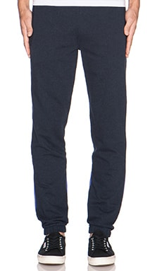 Carhartt WIP Porter Sweatpant in Dark Blue Heather/Resolution
