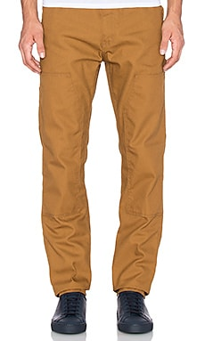 Carhartt WIP Ruck Double Knee Pant in Hamilton Brown