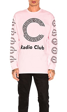 CAMISETA MANGA LARGA RADIO CLUB ROMA