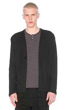 CWST Coso Cardigan in Black