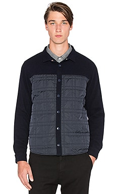 CWST Lobos Jacket in Navy