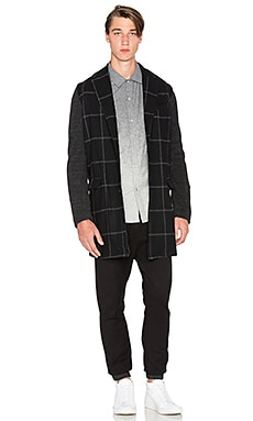 CWST Lighthouse Coat in Black