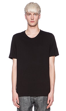 CWST Basic Tee in Black