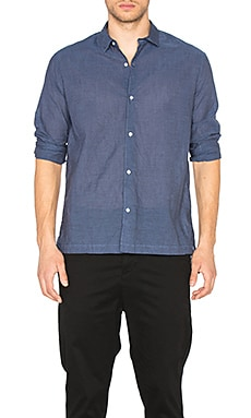 CWST Long Shirt in Navy