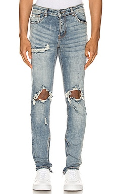Pacific Denim Jean Crysp Denim $64