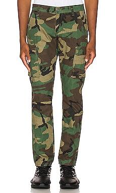 Jackson Cargo Pants Crysp Denim $44