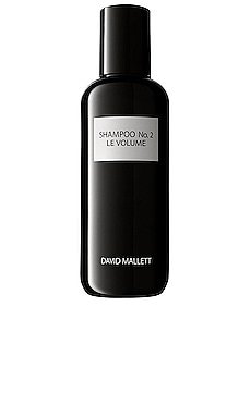 CHAMPÚ NO. 2 David Mallett $45