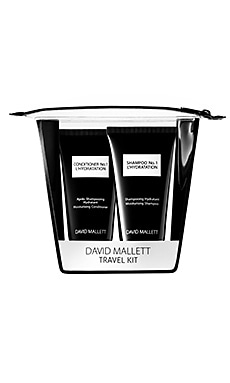 KIT DE VIAJE HYDRATION David Mallett $24