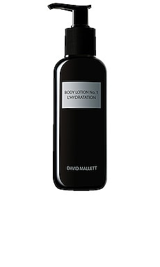 Body Lotion No. 1 L'Hydratation David Mallett $50