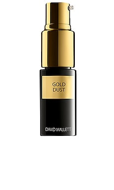 ROCIADOR PARA EL CABELLO GOLD DUST David Mallett $75