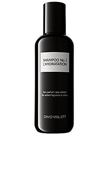 Shampoo No. 1 David Mallett $45