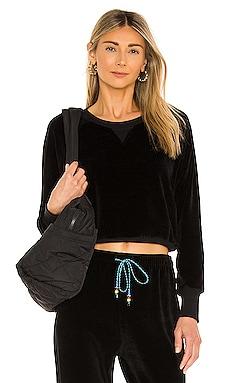Velour Raglan Sweatshirt DANNIJO $52
