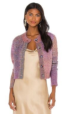 Loppy Sweater Cardigan DANNIJO $395