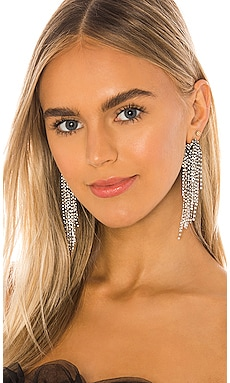 Julia Pearl Earrings DANNIJO $350 NEW ARRIVAL