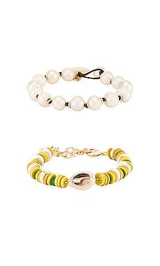 Tova Lyra Bracelet Set DANNIJO $108
