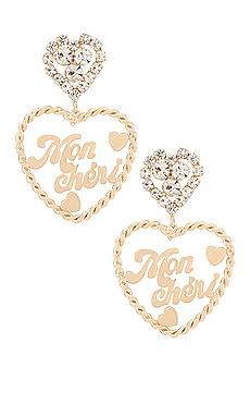 Doreen Earrings DANNIJO $170