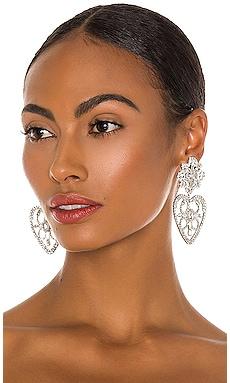 Camellias Earrings DANNIJO $325