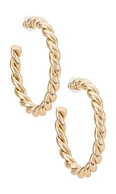 Naomi Earrings DANNIJO $120