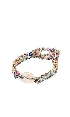 Tinka Red Floral Bracelet DANNIJO $85