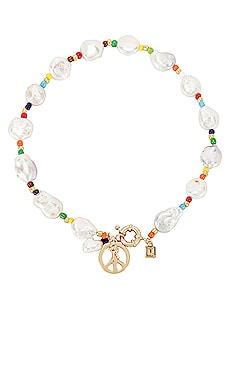 Paz Choker Necklace DANNIJO $295