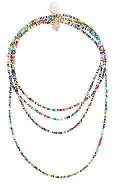 La Concha Necklace DANNIJO $175