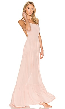Hopeless LA Maxi Dress in Ballerina
