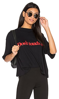 T-SHIRT DAD' WHISKEY DON'T TOUCH ME