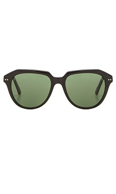 D'Blanc Vast Minority Sunglasses in Black Gloss & Grey