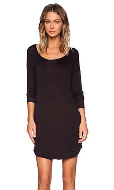 DAYDREAMER Isabel Dress in Black