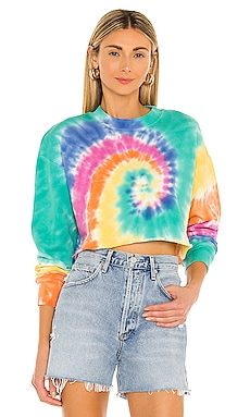 X REVOLVE Crop Sweatshirt DAYDREAMER $31
