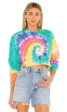 X REVOLVE Crop Sweatshirt DAYDREAMER $51