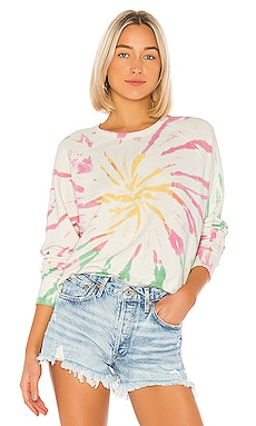 SWEAT TIE DYE DAYDREAMER $88