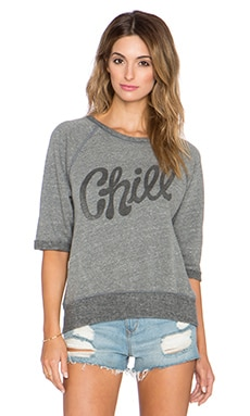 DAYDREAMER Chill Sweatshirt in Heather Grey